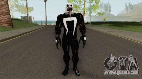 Ghost Venom Custom Skin for GTA San Andreas