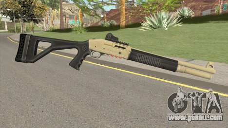 Mossberg 590 Semi-Auto Shotgun for GTA San Andreas