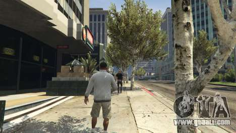 GTA 5 Eye Tracking Mod [.NET]
