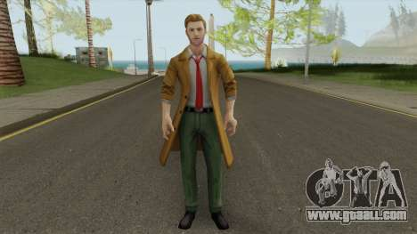 DC Legends Constantine Hellblazer V1 for GTA San Andreas