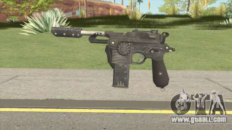 Call of Duty Black Ops 2 Zombies: Mauser C96 for GTA San Andreas