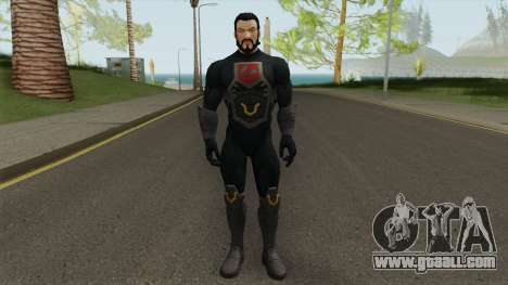 General Zod (Heroic) From DC Legends for GTA San Andreas