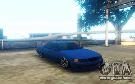 Toyota JZX 81 Facelivt Tourer V for GTA San Andreas