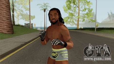 Kofi Kingston for GTA San Andreas