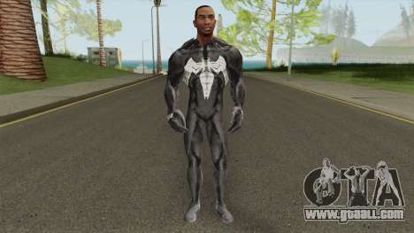 CJ VENOM for GTA San Andreas