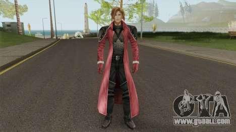 Genesis - Final Fantasy Crisis Core for GTA San Andreas