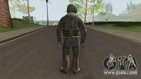 F22 Pilot for GTA San Andreas
