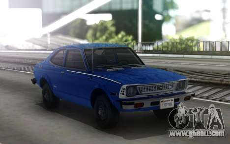1974 Toyota Corolla SR5 (E20) for GTA San Andreas