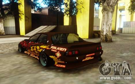 Nissan Skyline ER32 BN Sports for GTA San Andreas