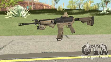 M4 With M203 Tactico for GTA San Andreas
