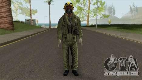 F18 Pilot for GTA San Andreas