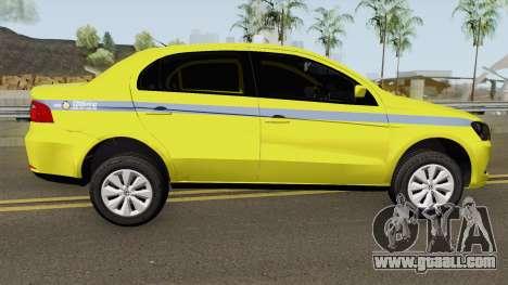 Volkswagen Voyage G6 Taxi RJ Laranjeiras for GTA San Andreas
