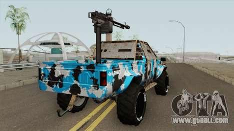 Technical Gunrunning GTA V for GTA San Andreas