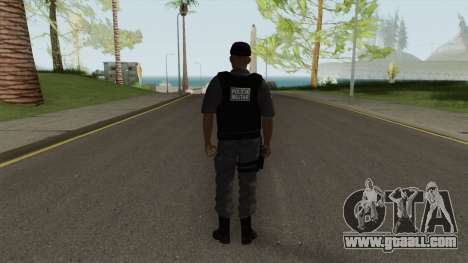 Skin PMERJ 3 for GTA San Andreas