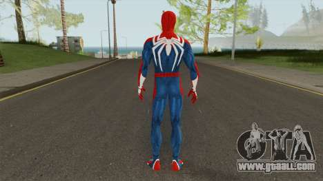 Marvel Spider-Man Advanced Suit for GTA San Andreas
