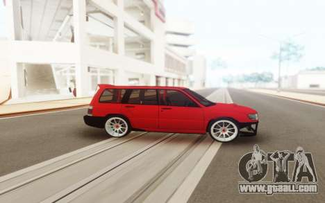 Subaru Forester SF for GTA San Andreas