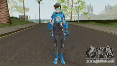 Tracer Cadet for GTA San Andreas