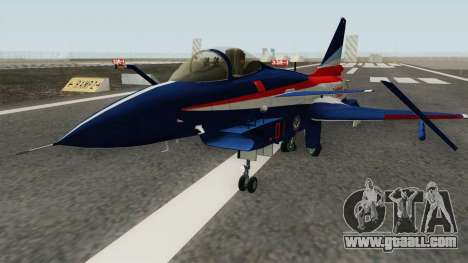 Chengdu J-10 ADT for GTA San Andreas