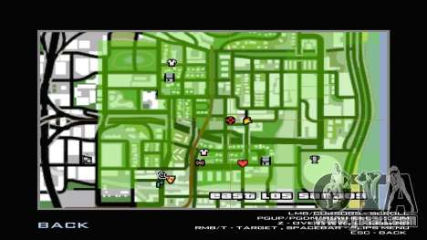 Crash Twinsanity Wall for GTA San Andreas