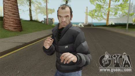 Trevor Phillips Cleaned for GTA San Andreas