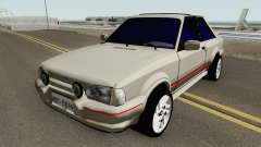 Ford Escort XR3 1992 HQ for GTA San Andreas
