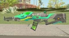AN94 Bio Blaster for GTA San Andreas