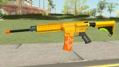 M4A1 Pew Pew Pew for GTA San Andreas