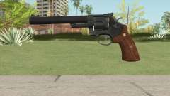 SW Model 29 Revolver for GTA San Andreas