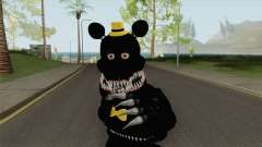 FNaF Nightmare v7 for GTA San Andreas