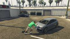 Vehicle Collision System & Vehicle Push 1.9 for GTA 5