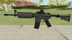 CSO2 M4A1 TAN Black for GTA San Andreas