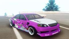 Toyota Mark 2 JZX110 Octo DriftMaster for GTA San Andreas