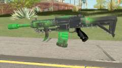 Rules of Survival AR15 Poison Sting for GTA San Andreas