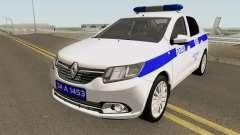 Turkish Police Car Renault Logan