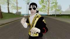 Michael Jackson for GTA San Andreas