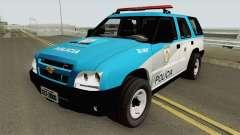 Chevrolet Blazer 2010 PMERJ for GTA San Andreas