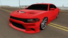 Dodge Charger Hellcat EnesTuningGarageDesign for GTA San Andreas
