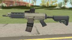 SIG SG-552 Eotech for GTA San Andreas