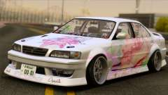 Toyota Chaser Tourer V Paintjob for GTA San Andreas