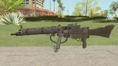 COD: Black Ops 2 Zombies: MG15 for GTA San Andreas
