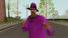 Proxeneta Pimp GTA III for GTA San Andreas
