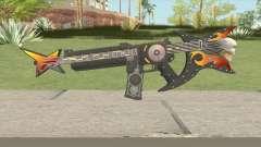 M4A1 ROCKNSHOOT for GTA San Andreas