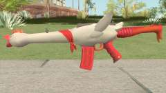 Rules of Survival Rubber Chicken Gun for GTA San Andreas