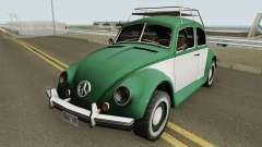 BF Bug (Volkswagen Beetle Style) for GTA San Andreas