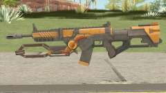 M4A1 Cutter for GTA San Andreas