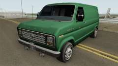 Ford E-150 Normal Improved Version for GTA San Andreas