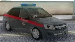 Lada Granta Guard for GTA San Andreas