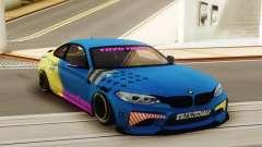 BMW M2 LowCarsMeet for GTA San Andreas