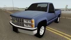 Chevrolet Silverado MQ for GTA San Andreas