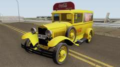 Ford Model A Delivery Van Coca Cola